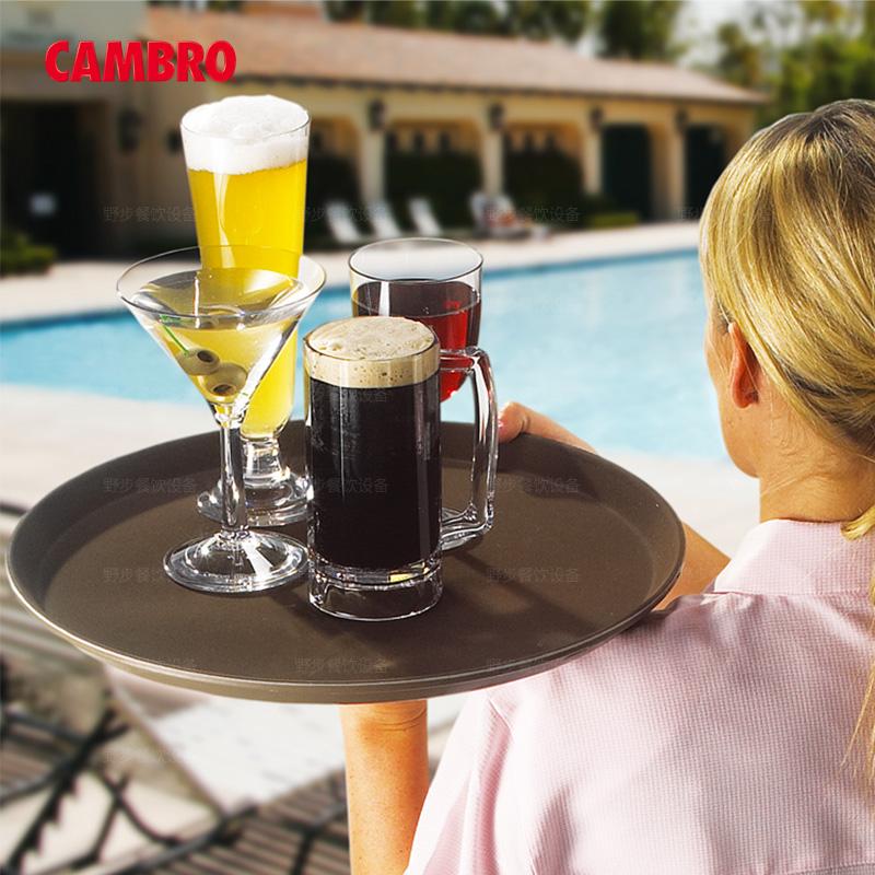 美国勘宝CAMBRO豪华型橡胶防滑托盘CT系列快餐盘食堂餐具酒店餐具