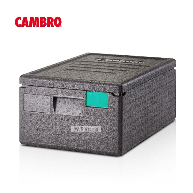 美国CAMBRO勘宝EPP160保温箱 配送冷藏箱保鲜箱泡沫箱 送餐箱超大