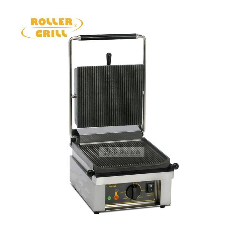 法国进口乐侨ROLLER GRILL SAVOYE 商用经济型三文治机 三明治机