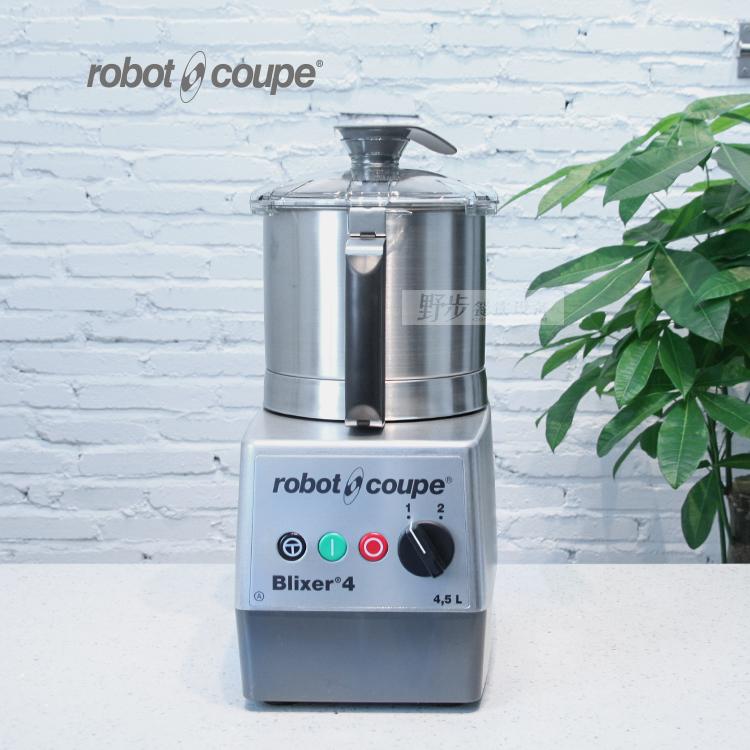 法国进口乐巴托ROBOT COUPE Blixer4乳化搅拌机 星级酒店开业必备