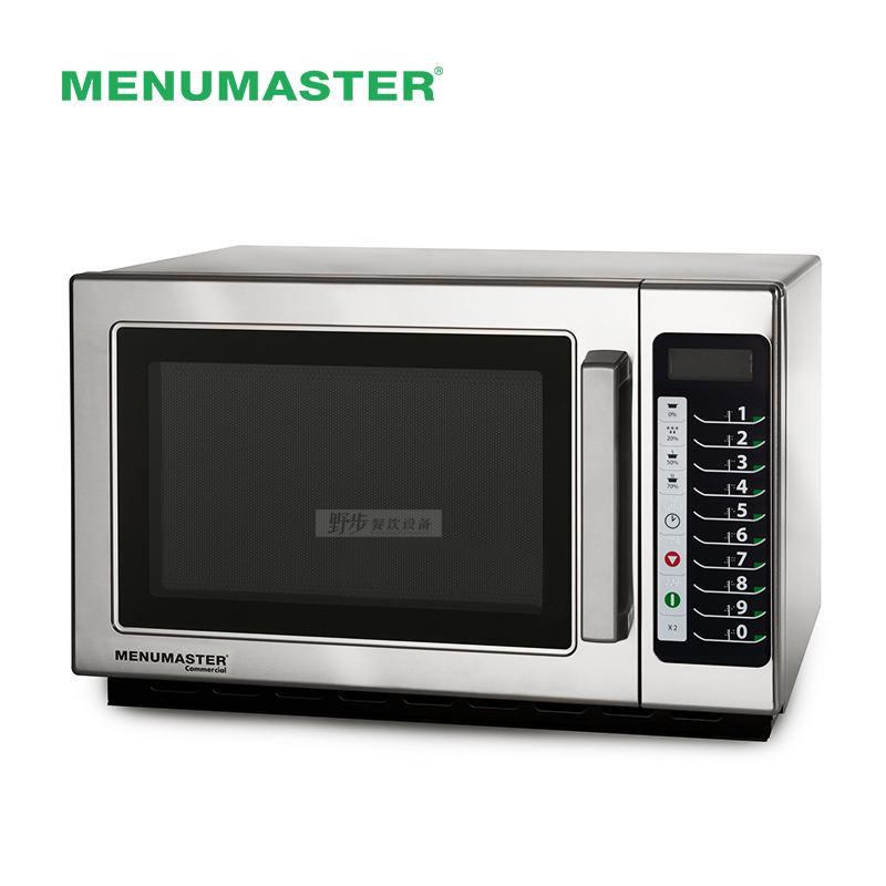 美国Menumaster美料马士达 CRCS511TS 商用微波炉 光波炉 34L