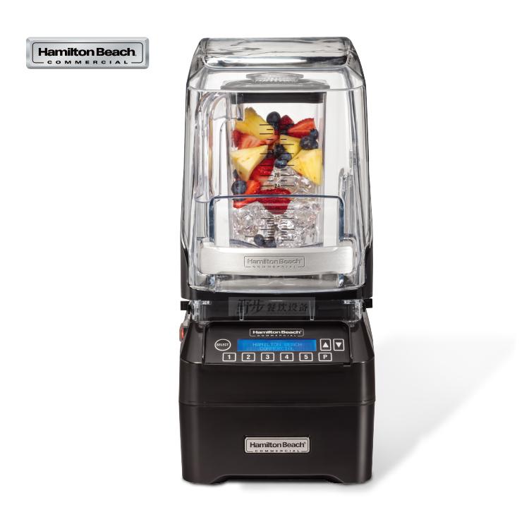 美国Hamilton beach咸美顿 HBH750冰沙机 3匹强劲马达静音搅拌机