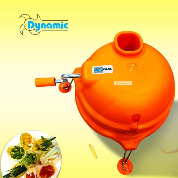 法国Dynamic动力Dynacube手动切丁机切条机 手摇式 蔬果切丁切条