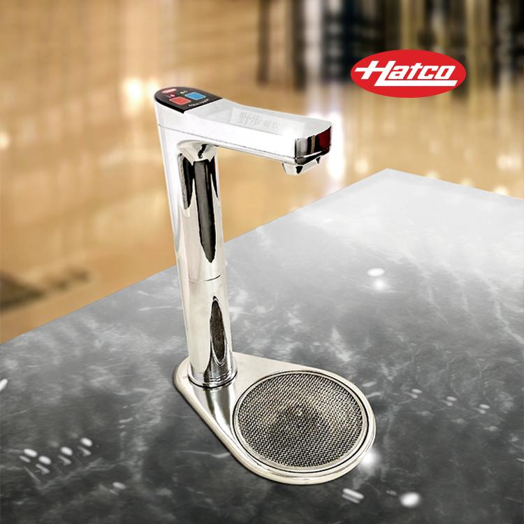 美国HATCO赫高台上式饮水机FM-5开水热饮机 冷热水直饮机