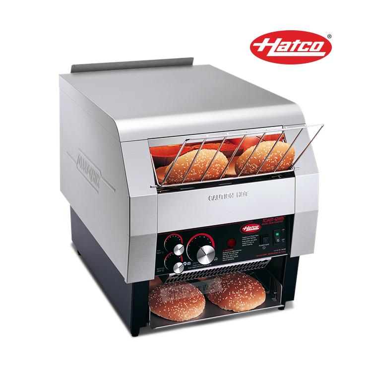 美国HATCO赫高TQ-800H TOAST-QWIK履带式烤面包机多士炉 含增值税